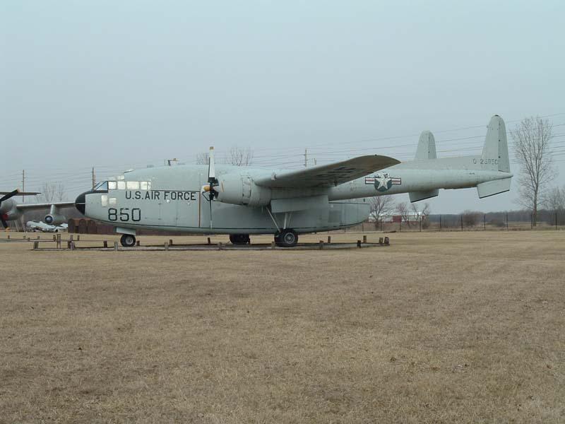 Fairchild C-119 Flying Boxcar